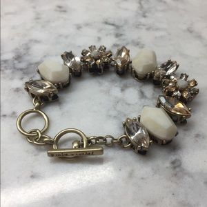 NEVER WORN Chloe + Isabel Toggle Bracelet